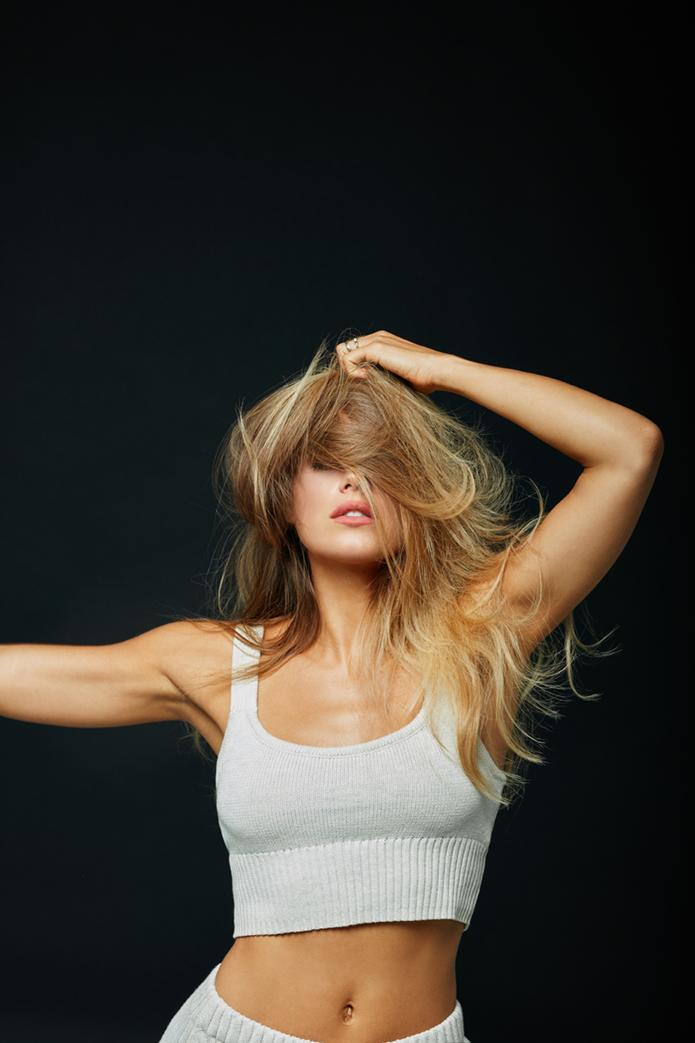 famous hair models